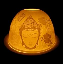 Photophore Bouddha Méditation